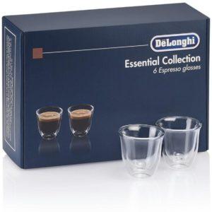 DeLonghi Essential Collection 6 Glasses (DLSC300)