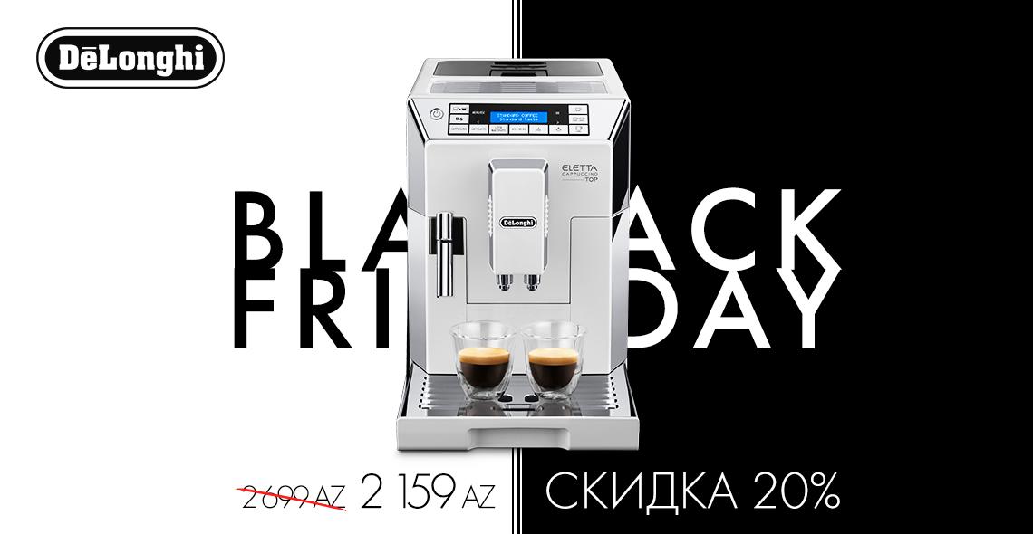 Black Friday AZ ECAM45.764.W 1140х590px
